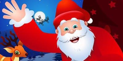 Launceston Santa's Christmas wonderland 2019