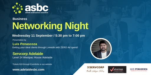 Business Networking Night