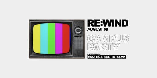 RE:WIND | Campus Party