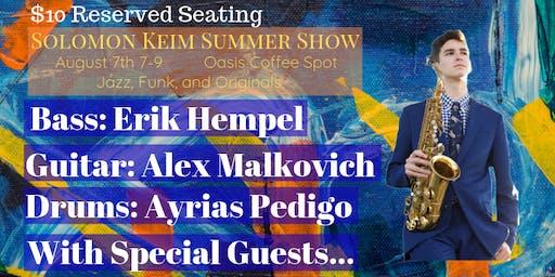 Solomon Keim Summer Show