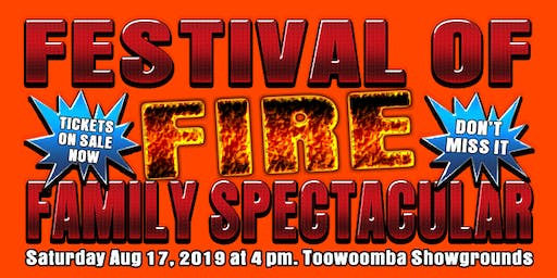 Festival of Fire Toowoomba