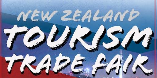 New Zeanland Tourism Trade Fair(NZCTTA Members Only)