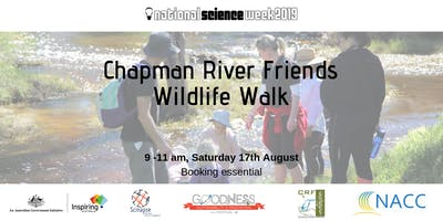 Chapman River Friends Wildlife Walk