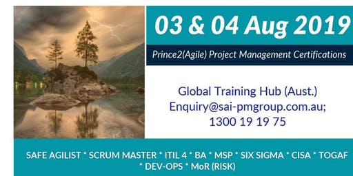 Prince2 (Agile) Foundation and Practitioner Training and Exams
