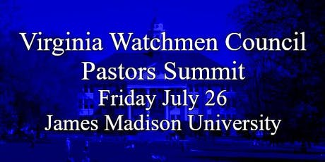 VWC Pastors Summit, James Madison University, Harrisonburg,  VA tickets