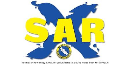SAREX 2019 tickets