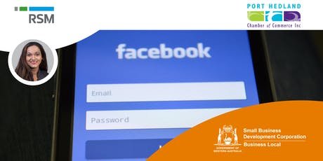 Facebook Essentials for Small Business (Port Hedland) tickets