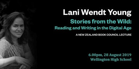 Lani Wendt Young: Stories From the Wild tickets