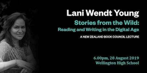 Lani Wendt Young: Stories From the Wild