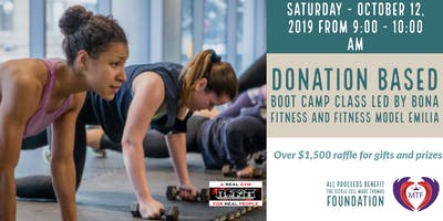 Bootcamp Fundraiser