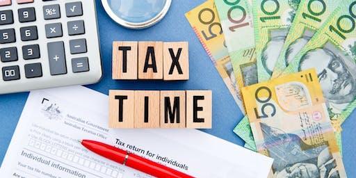 Infocus : Tax Time Talk