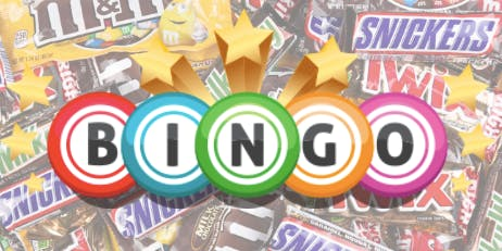 Chocolate Bar Bingo - ALL AGES!