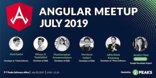 Angular Meetup July 2019