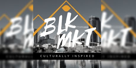 BLK MKT Social Networking event  tickets
