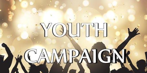 Youth Campaign/ Campaña Juvenil
