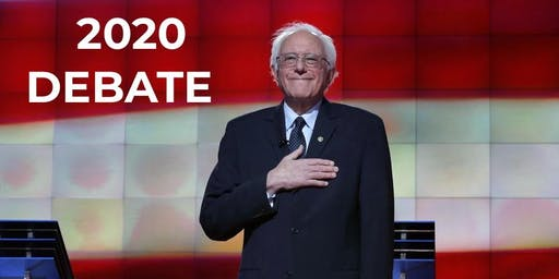 Democratic Debate Watch Party #2!