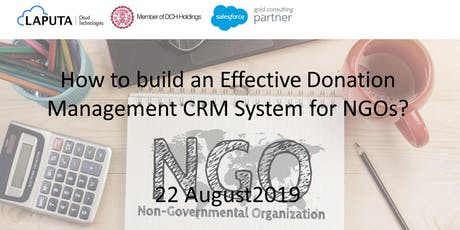 How to build an Effective Donation Management CRM System for NGOs? tickets