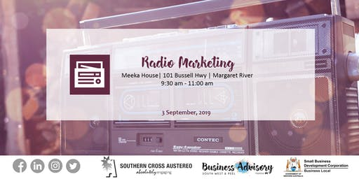 Radio Marketing - The Benefits of going local | Margaret River
