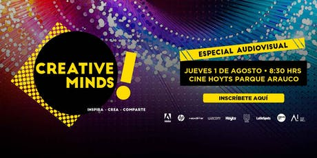 Creative Minds boletos
