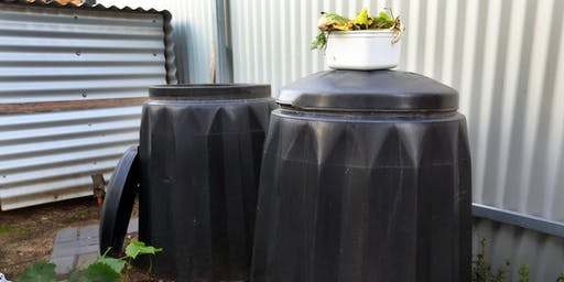 From Garbage to Garden - Composting and Worm Farms