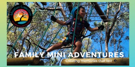 September Family Mini Adventure: Step outside of your comfort zone tickets