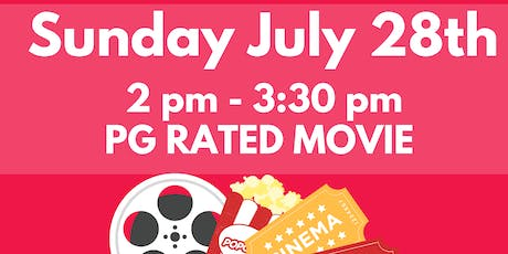 Sunday Movie @ Kapunda Library tickets