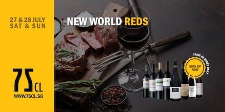 New World Reds tickets