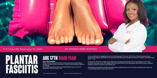 Plantar Fasciitis: Causes, Symptoms & Diagnosis Discussion powered by Lansdowne Podiatry