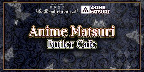 Swallowtail Butler Cafe at Anime Matsuri 2020 tickets