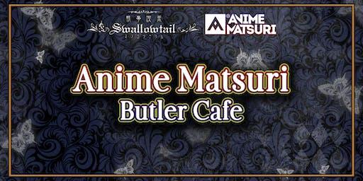 Swallowtail Butler Cafe at Anime Matsuri 2020