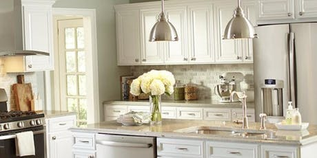 OCTOBER Cabinets & Furniture with General Finishes tickets
