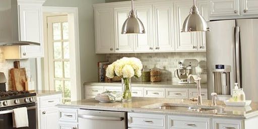 OCTOBER Cabinets & Furniture with General Finishes