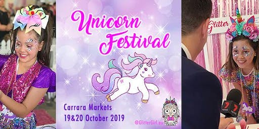 VIP GG Pass – Glitter Girl at the GC Unicorn Festival