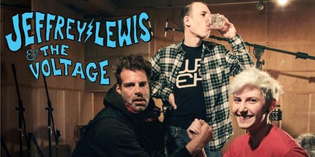 Jeffrey Lewis & the Voltage at Tower Bar tickets