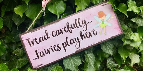 Capturing children's imagination through 'Fairy Doors'   Hugi Hub - Centre of Excellence tickets