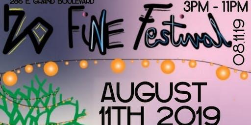 Zo Fine Festival