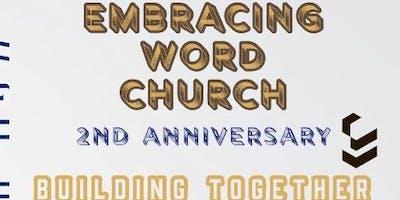 Embracing Word Church Anniversary