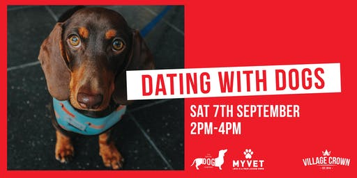 Dating with Dogs at The Village Crown