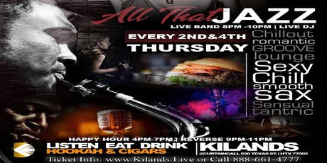 All That Jazz  - Kilands @ Curtain Call tickets