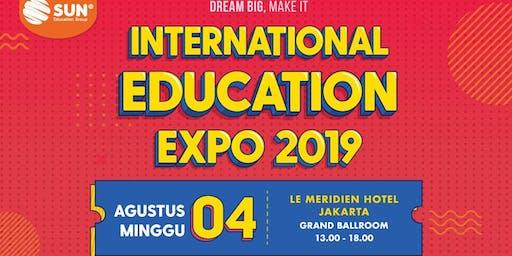 International Education Expo Jakarta 2019