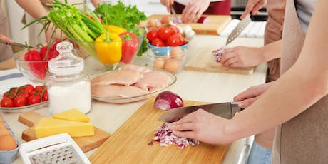 Healthy meals made EASY! - Cooking Workshop tickets