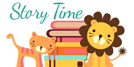Storytime @ Colac Library - Tuesdays 10.30am tickets