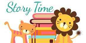 Storytime @ Colac Library - Tuesdays 10.30am