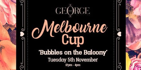 Bubbles on the Balcony - Melbourne Cup tickets