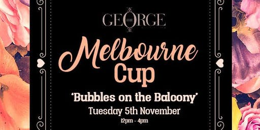 Bubbles on the Balcony - Melbourne Cup