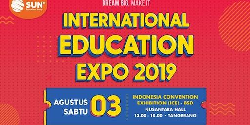 International Education Expo Tangerang 2019