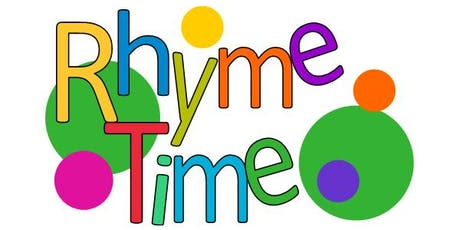 Rhyme time @ Colac Library - Mondays & Wednesdays 10.30am tickets