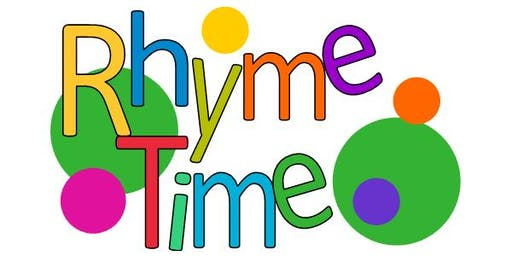 Rhyme time @ Colac Library - Mondays & Wednesdays 10.30am
