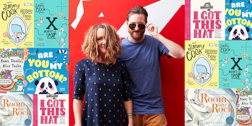 Children's Book Week 2019 - Meet the Authors Kate and Jol