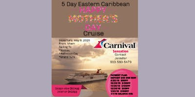 Mother's Day 2020 cruise